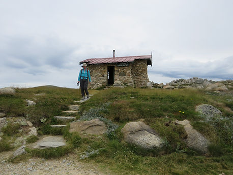 Seaman's Hut, Main Range Loop Walk, Kosciuszko National Park