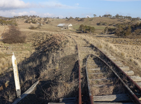 Monaro Rail Trail Group Pushing Hard to make Dream a Reality