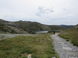 Blue Lake, Kosciuszko Nationa Park