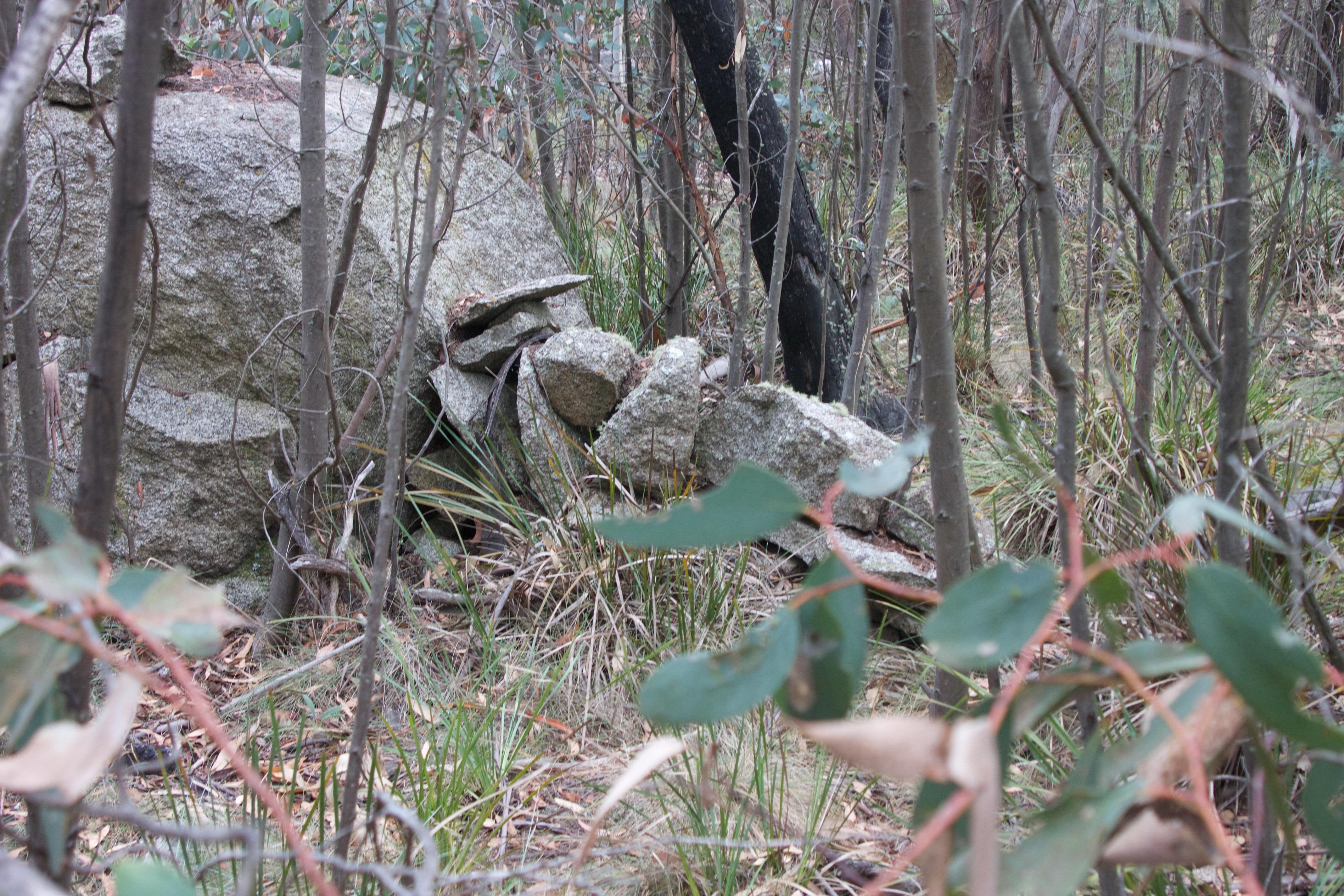 Glendale Stone Wall
