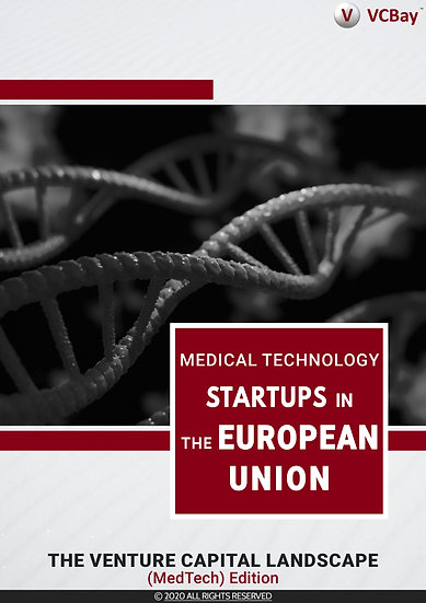 Medical Technology Startups In The European Union