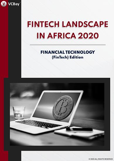 FinTech Landscape in Africa 2020