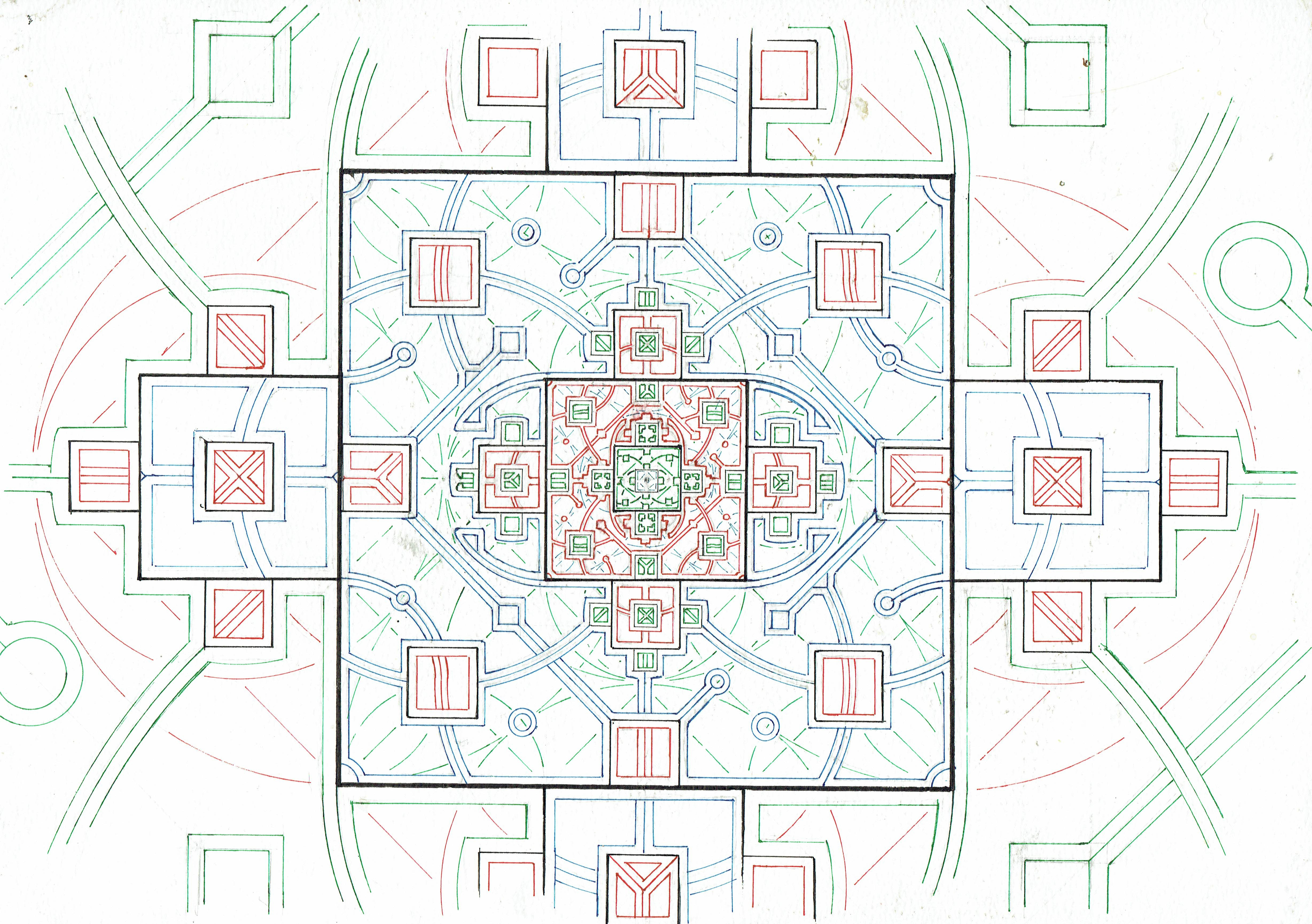 Tesseractal
