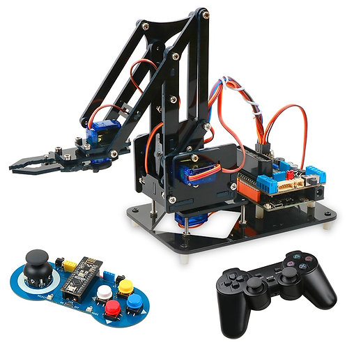 Robot Arm Kit Claw Set for Arduino R3 including Wireless Controller