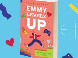 Emmy Levels Up is going to be published!