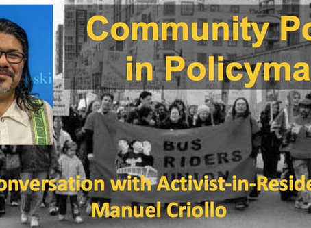Community Power in Policymaking