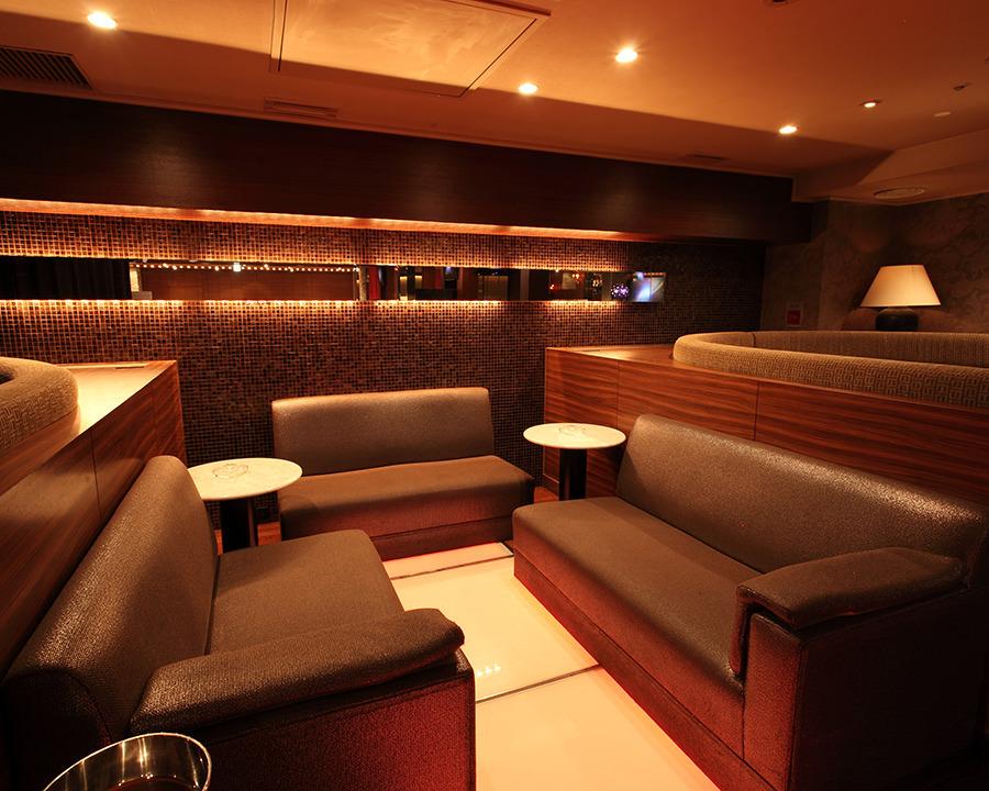 VIP席中央