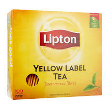 Lipton Enveloped Tea Bags 1000's