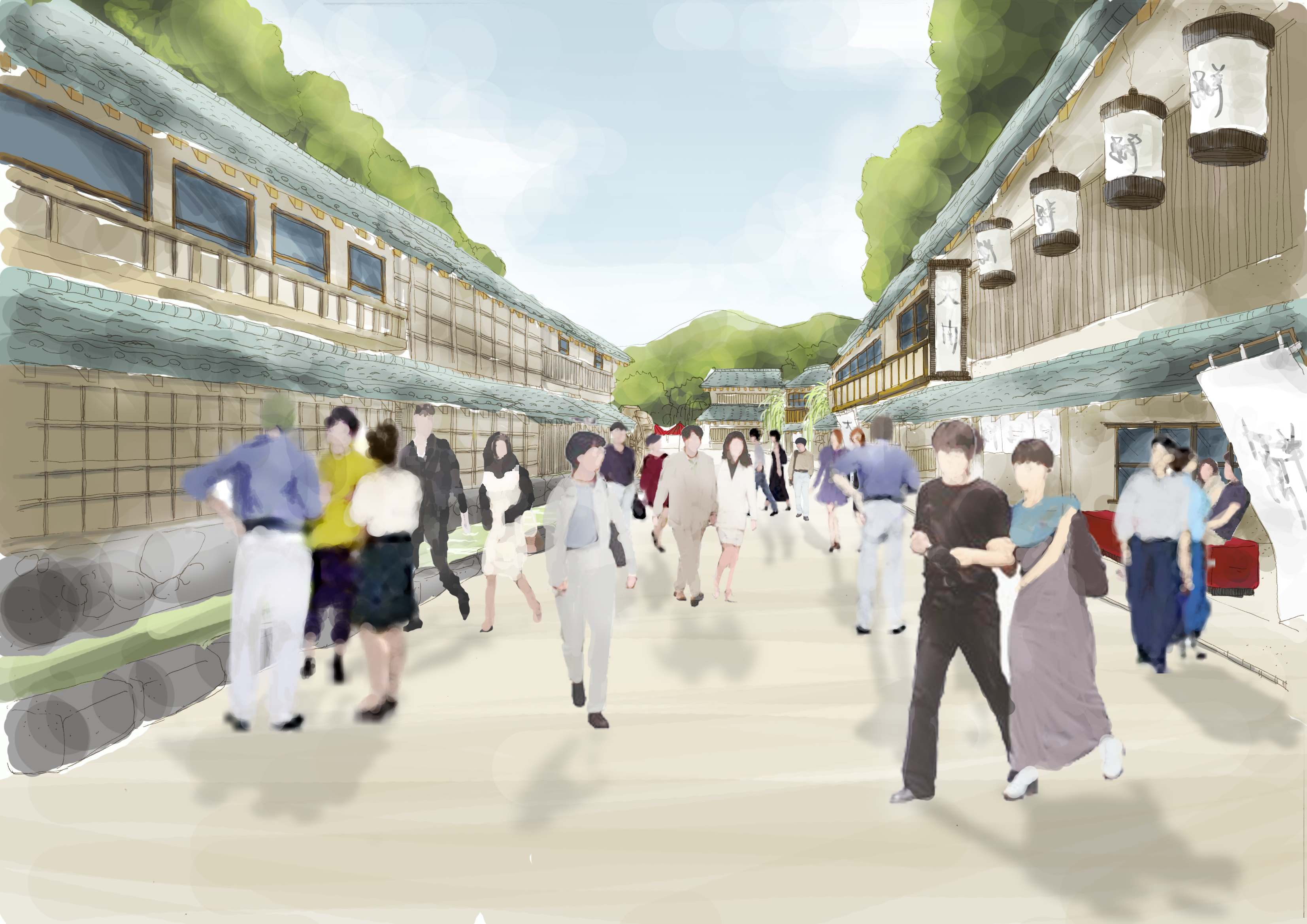 小田原かまぼこ通り活性化協議会 | ようこそ、かまぼこ通りへ