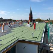 Penthouse Neubau Dachaufstockung