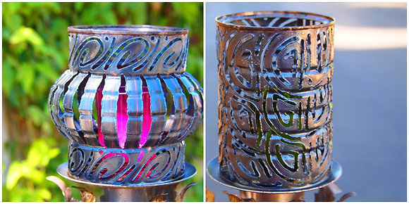 Candle Holders (MED)