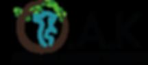 Logo OAK Ostéopathie animale