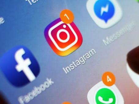 Apagão das redes sociais