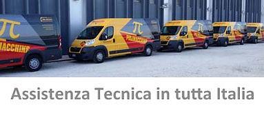 Assistenza in tutta Italia - Pulimacchine.com