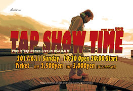 TAP SHOW TIME0611フライヤー表.jpg