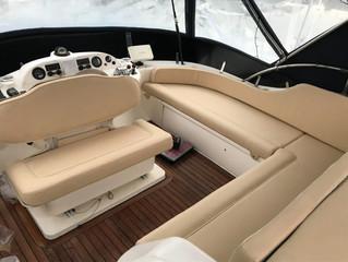Sealine upholstery
