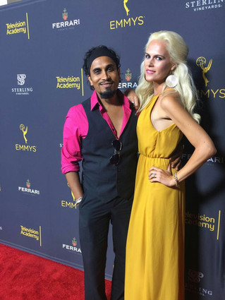 Emmy nomination party