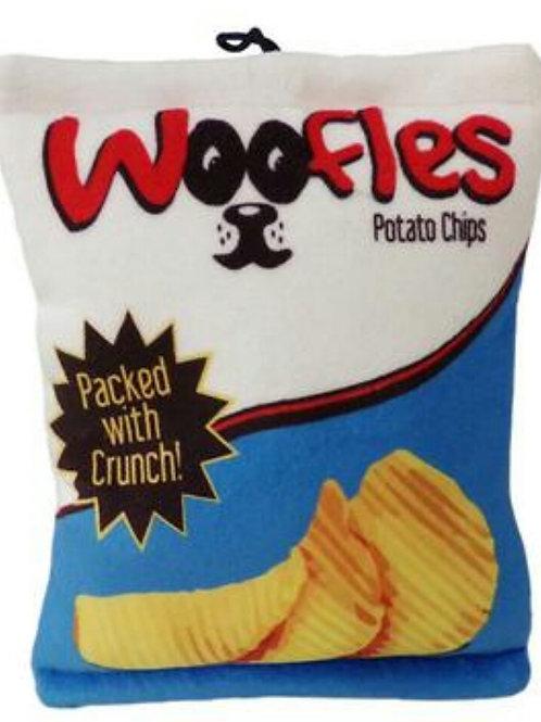 Woofles plush