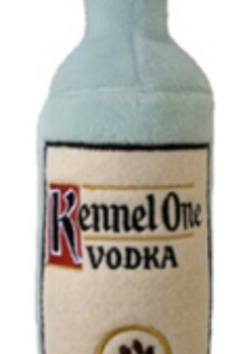 Kennel one vodka plush