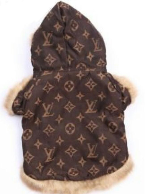 LV inspired Jacket