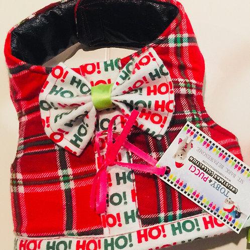 Ho Ho Ho Christmas Harness