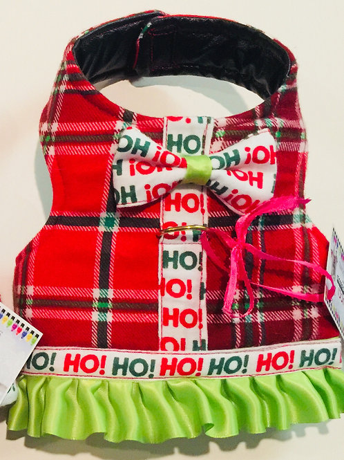 Ho Ho Ho Christmas Harness dress