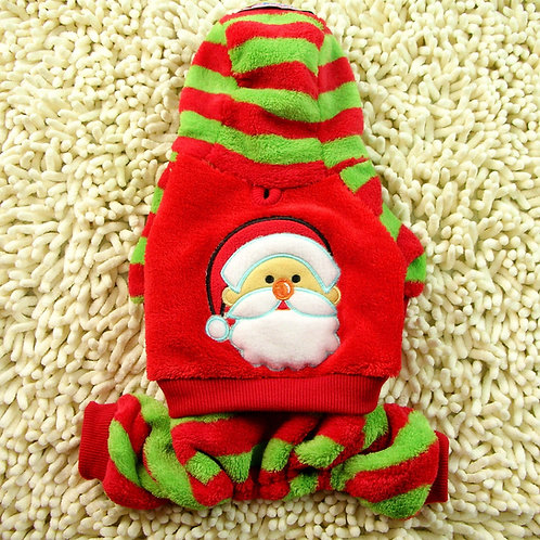 Jumpsuit Santa Claus