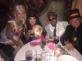 Such a fun Halloween with Ken and Lisa Vanderpump