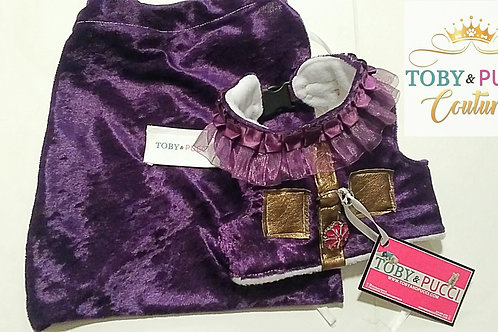 Custom Prince Harness for Gigi Vanderpump