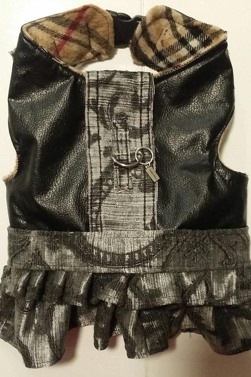 Black Jean Dress
