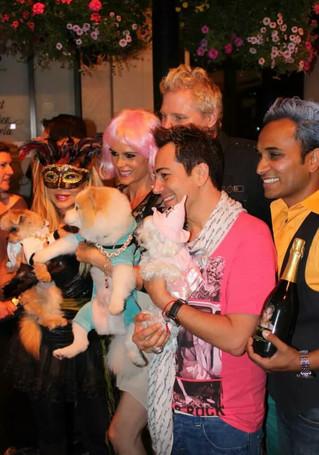 Halloween charity event 2013