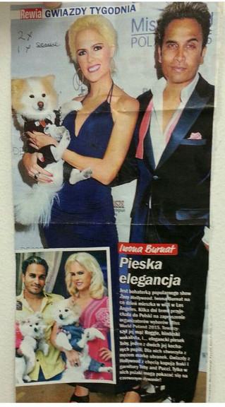 Polish news paper