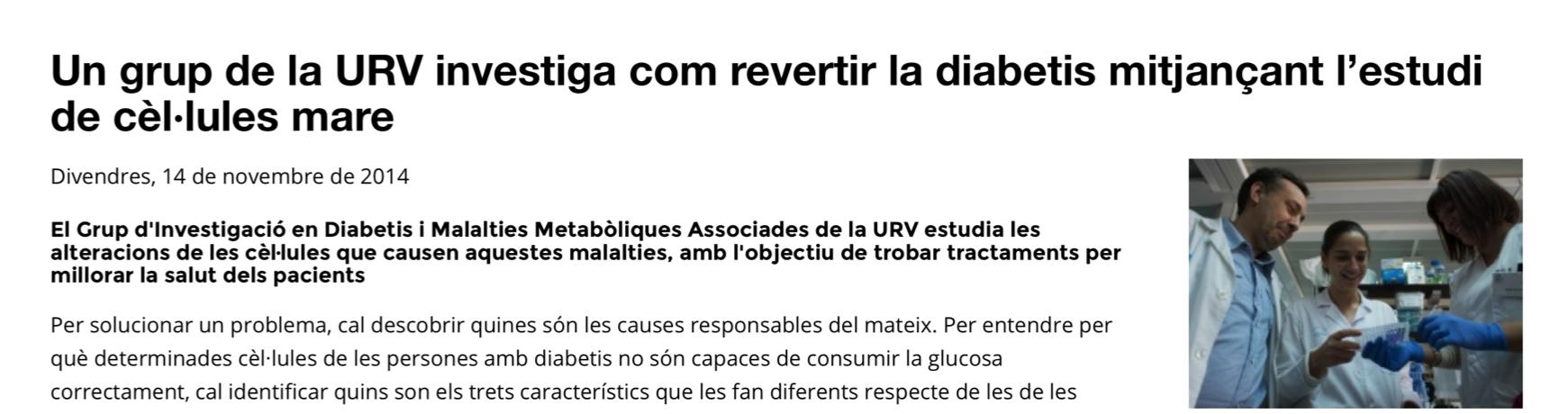 URV - ComCiència, 14novembre2014