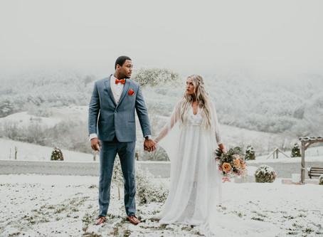 Celestial  Styled Wedding Shoot