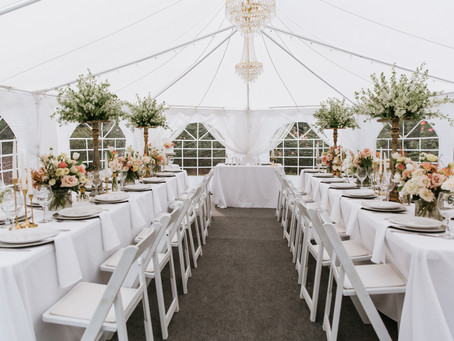 Backyard Wedding  (That's Anything But Casual)