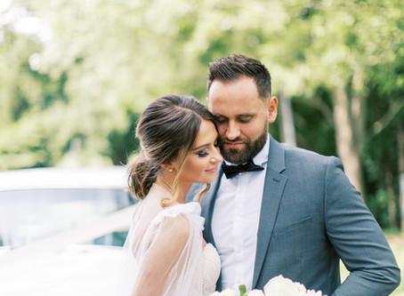 Oksana + Roman, Styled Wedding at The Homewood.