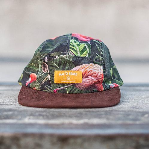 czapka MALITA flamingo ZD