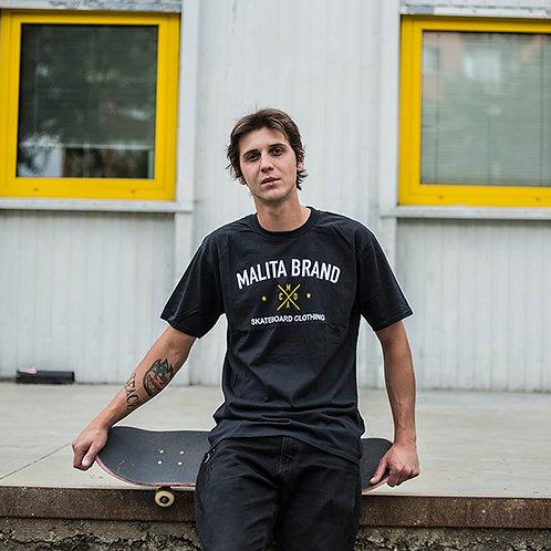 Koszulka MALITA BRAND black