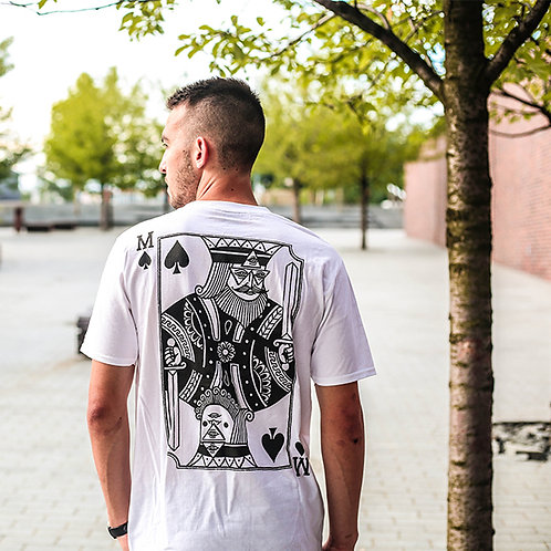 Koszulka MALITA PIK white