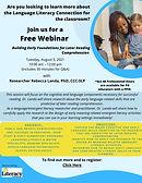 Building Foundation Webinar Aug 3 2021