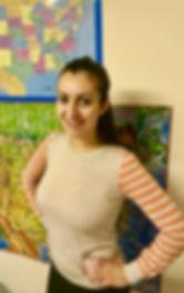 Valerie Brunova founder and owner