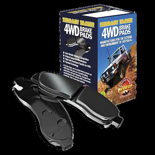 Pastilhas de Travão 4WD