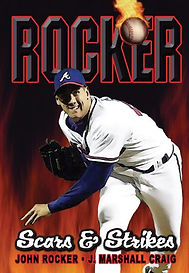 Cover of Rocker: Scars & Strikes