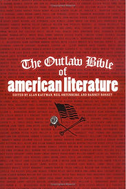 Cover of Outlaw Bible of American Literature