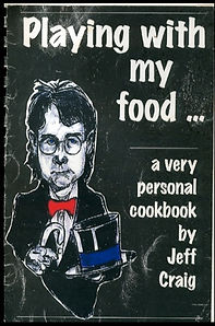 Cover of Playing With My Food