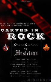 Cover of Carved In Rock