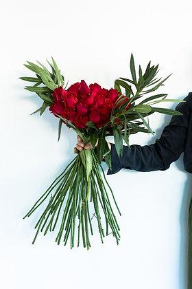 Blumm Red Roses