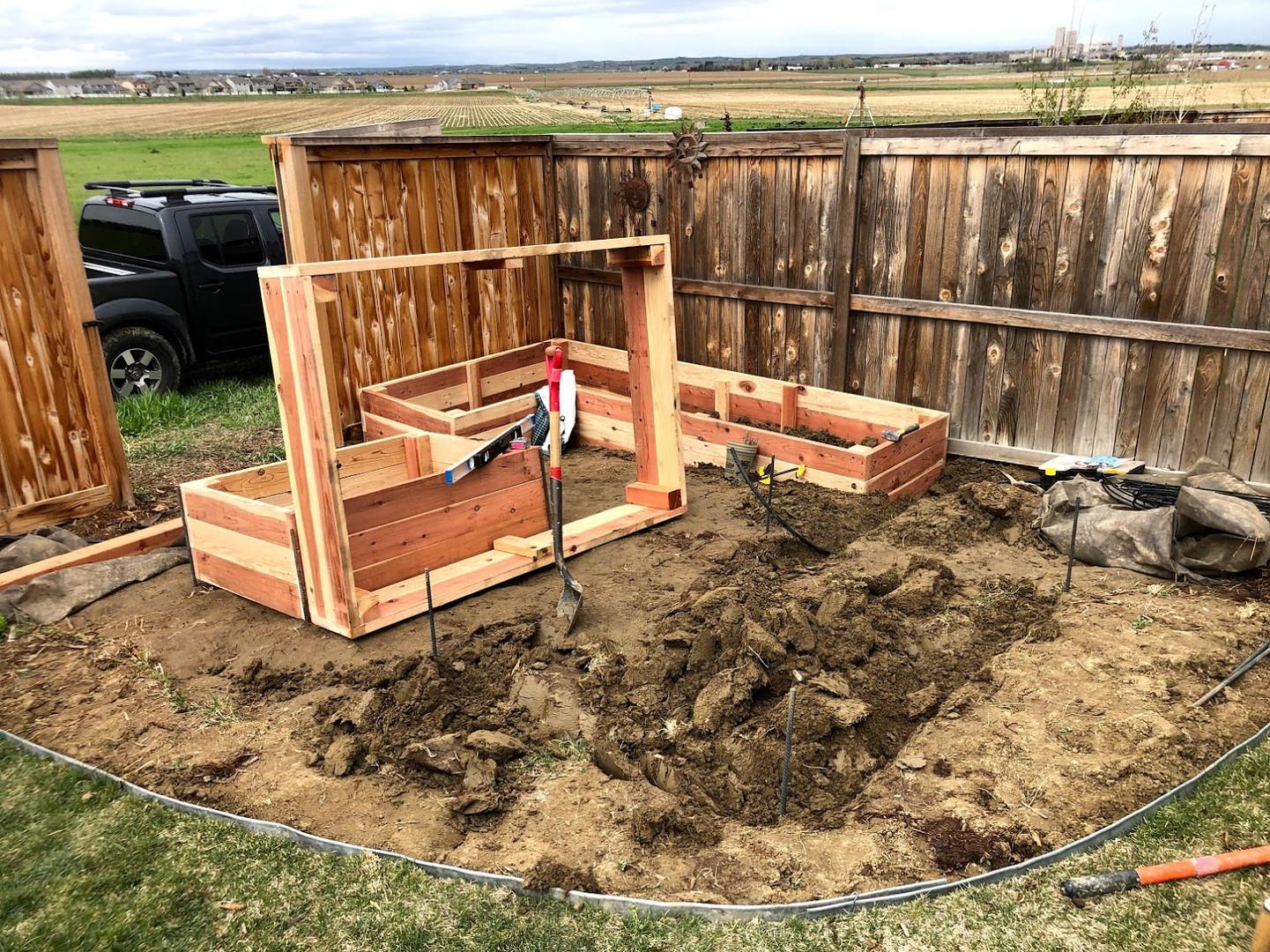 garden installation fort collins