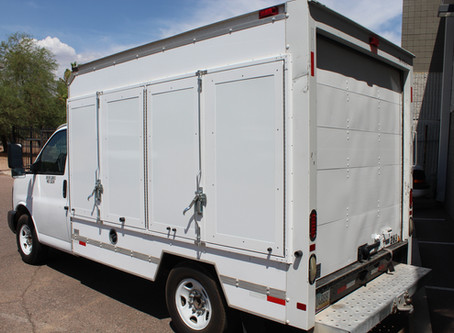 Cutters Fab Creates Custom Truck Retrofit to Maximize Client Route Efficiency