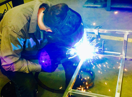 MIG Welding and TIG Welding at Cutters Fabrication Solutions